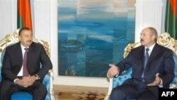 Belarus Prezident Aleksandr Lukaşenkonun Azərbaycana səfəri üç gün davam edəcək