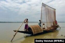 Рыбаки на Буриганге