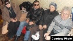 """Инвалиды по зрению собрались обсудить общие проблемы в обществе """"Подранки-Шарасыздар""""."""