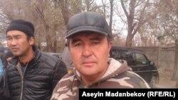 Мурат Касыбаев.