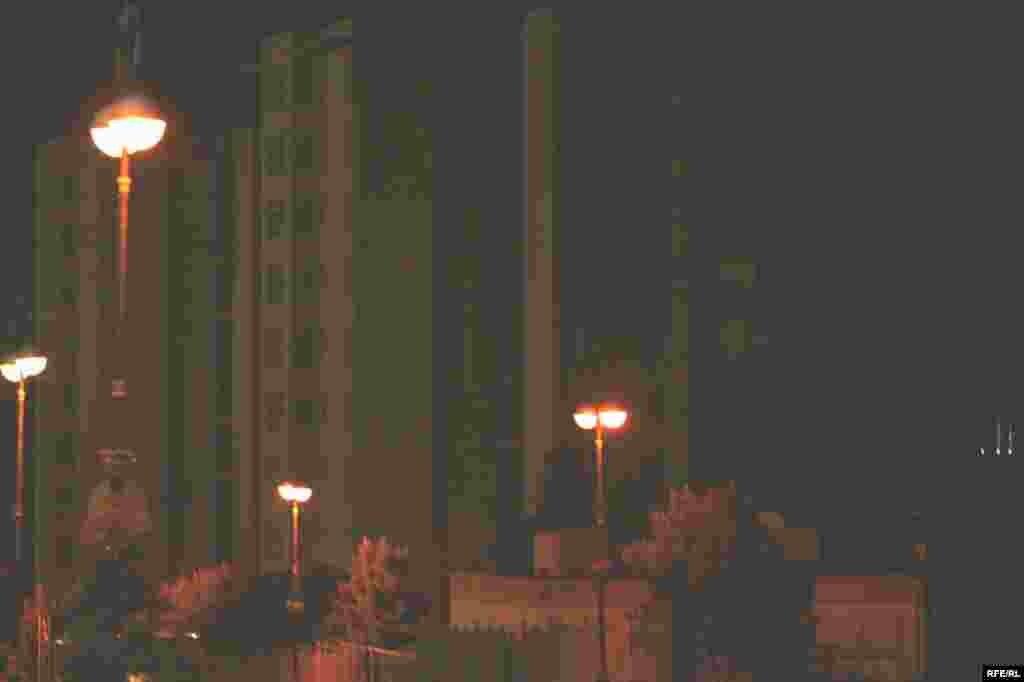 Binaların sirri gecələr açılır #1