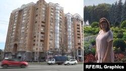 У 2014 році квартиру і гараж на київській Оболоні придбала матір митника – Надія Никитюк