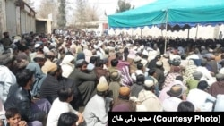 په بلوچستان کې تر دې وړاندې هم خلکو د بدامنیو خلاف پرلتونه غځولي دي.