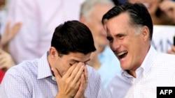 Paul Ryan i Mitt Romney
