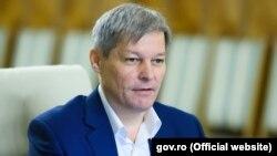 Dacian Cioloş, fondator al Partidului Mișcarea România Împreună