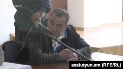 Վլադիկ Մարտիրոսյանը դատարանում: 28-ը ապրիլի, 2017 թ․