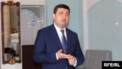 Володимир Гройсман у Запоріжжі, 15 червня 2017 року