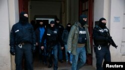 Hesabatda deyilir ki, erməni qruplaşmalar Almaniya polisinin diqqətini 2014-cü ildə cəlb edib