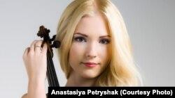 Анастасія Петришак