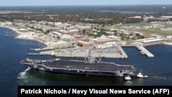 База ВМС ЗША Пэнсакола