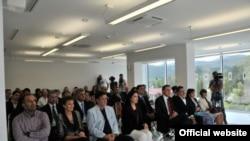 Dodjela Trinaestojulske nagrade za životno djelo, Cetinje, 1. oktobar 2012.