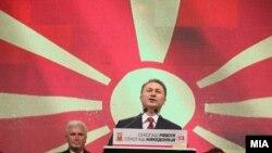 """""""Gruevski je na početku bio konstruktivan u pregovorima sa Grčkom oko imena Makedonije koristeći tako odrešene ruke za konsolidaciju moći u zemlji. Međutim, taj model vladanja na kraju nije više funkcionisao"""", podseća Vogel"""