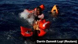 Prošlog vikenda nestalo više od 50 migranata (ilustrativna fotografija)