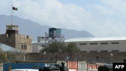 Тюрьма в Афганистане
