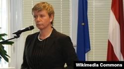Министр Линда Мурниеце