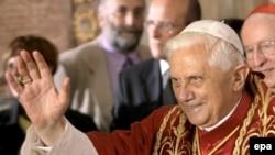 Noyabrın 28-də Papa XXVI Benedikt Türkiyəyə 4 günlük səfərə çıxır