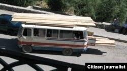 Автобус. Иллюстративное фото.
