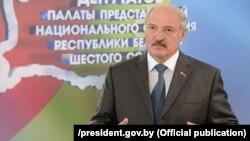 Беларуси -- Лукашенко Александр, 11Гезг2016