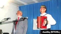 Ренат Баһаветдинов белән Әбүзәр Миңнебаев