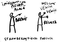 Romania- Dan Perjovschi cartoons