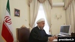 Hasan Rohani, predsednik Irana