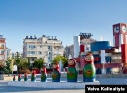 Анталия, туристический центр