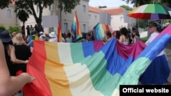 Sa Parade ponosa u Splitu 2011.