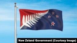 Жаңы Зеландиянын желеги