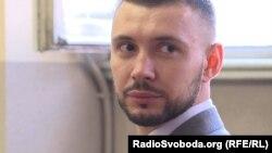 Віталій Марків у суді, 7 липня 2018 року