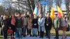 Відкриття скверу Василя Стуса у Варшаві: важливий жест під час напруження у відносинах Польщі і України
