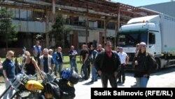 Donacija, Srebrenica, 15. maj 2013.