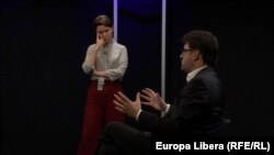 "Andrei Popov la dezbaterea ""Punct și de la capăt"""