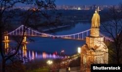 Пам'ятник Великому князю Київському Володимиру (979–1015), правителю і хрестителю України-Руси