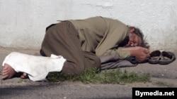 Даже в теплые зимы смертность среди бездомных стремительно растет