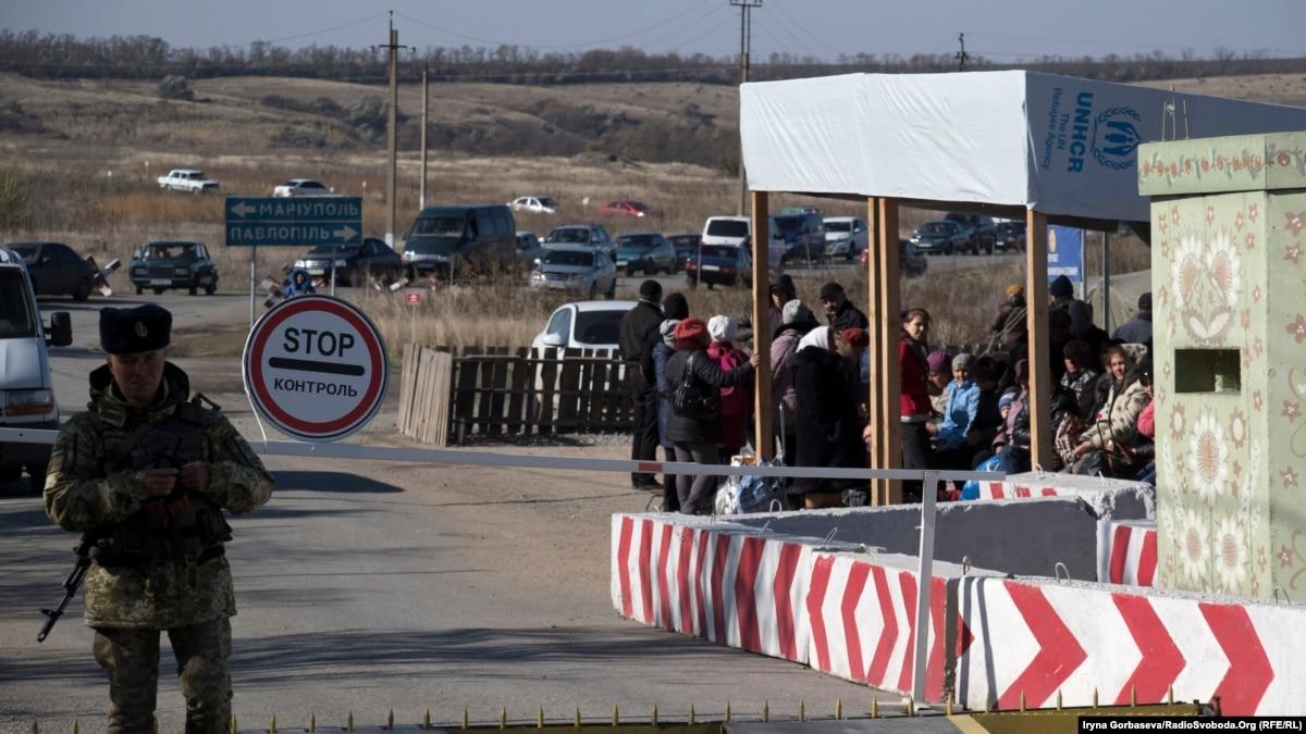 Следующие участки разведения сил на Донбассе не предусматривают создание «серой зоны» – штаб ООС