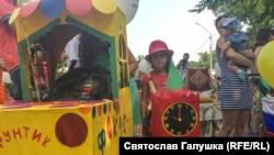 Крым, Феодосия, День города, 30 июля 2016