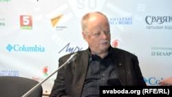 Дэлегат Міжнароднай фэдэрацыі лыжнага спорту Райнхард Крампфл