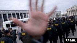 Belorusu dəmir əllə idarə edənlərə Avropa Birliyinə viza vermirlər