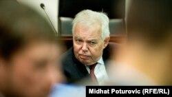 Ruski ambasador u BiH Petar Ivancov
