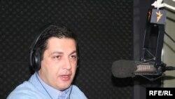 კონსტანტინე კანდელაკი, სამოქალაქო კულტურის საერთაშორისო ცენტრის ხელმძღვანელი