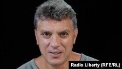 Оппозиционный политик Борис Немцов
