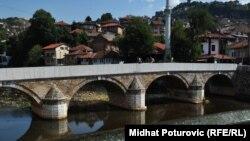 """Мост """"Seher-Cehajin"""" в Сараево, 18 сентября 2011"""