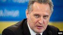 Biznesmeni ukrainas, Dmytro Firtash