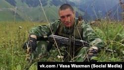 Российский наемник Василий Кудричев, погибший в сирийском Дейр-эз-Зоре