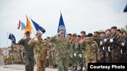 Ceremonia e dorëzimit të Komandës