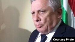 აფხაზეთის თვითგამოცხადებული რესპუბლიკის პრემიერ-მინისტრი არტურ მიქვაბია