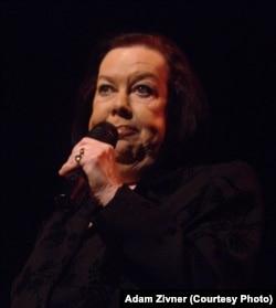 Ивонн Прженосилова в 2009 году