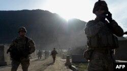 Ամերիկացի զինվորականները Աֆղանստանում, արխիվ