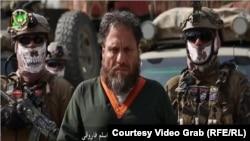 فاروقي په افغانستان کې داعش ډلې مشري کوله