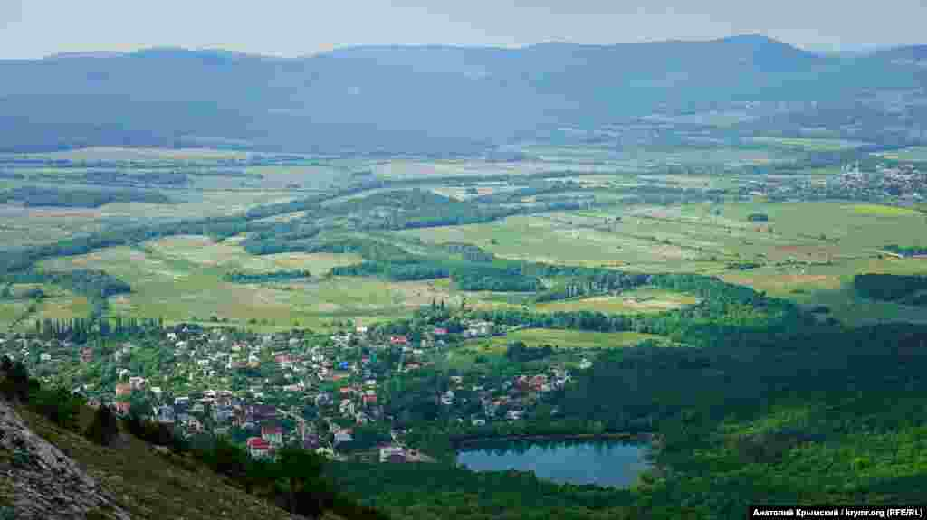 Попереду –Байдарська долина